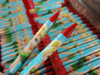 Multicolor Oil Pastel Non-Toxic Wax Crayons