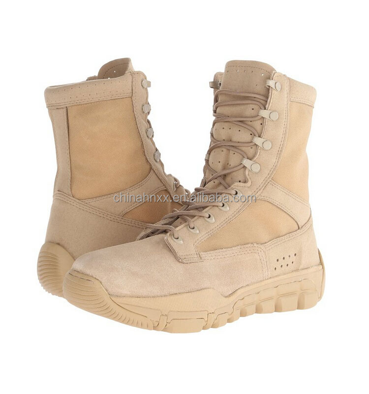 military tactical swat desert boots