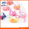 South Korea Headdress Fashion Acrylic Double-sided Three-dimensional Elastic Dogs Rubber Band Hair Ring