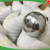 120mm Chrome Polished Hollow Alu Ball