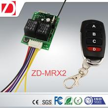 New ZD-MRX2 wireless changeable mode receiver with 5 different working modes optional