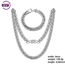 Wholesale Different Types Of Silver Plated Jewelry Necklace Chains