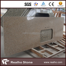 Commercial Eased Edge Granite Bar Counter Tops Design