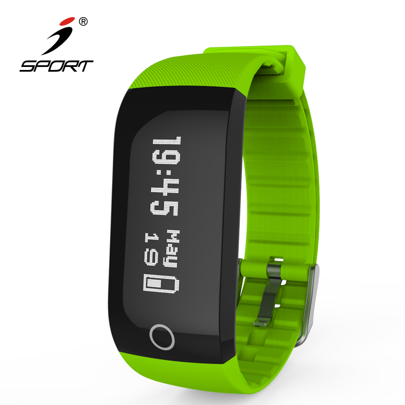 Bluetooth Green-Ray Optical Heart Rate Monitor Smart Watch Heart Rate