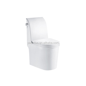 Bangladesh ceramic sanitary siphon one piece water closet bathroom white toilet bowls for hotel school