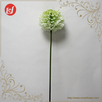 SFH63009 New products chinese artificial flower round faux eremurus flowers stem for home decoration