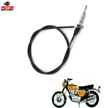 Custom universal high quality motorcycle clutch cable for Honda cb360 cb550 cb750 motorcycle