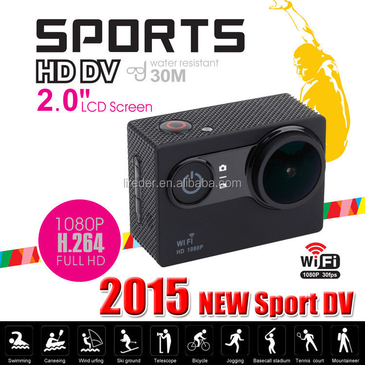 100% Original Action Camera dami D8 PK SJ4000 SJ5000 SJ6000 Sport Camera