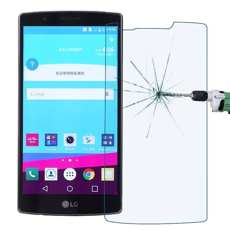 Toughened Glass Membrane Cell Phone Screen Protector For LG G3 Import Mobile Phone Accessories