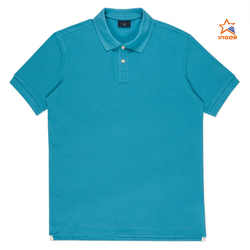 2016 China quick dry custom polo shirt 100% cotton fabric