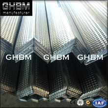 Galvanized ceiling profile corner bead steel wall angle with dots
