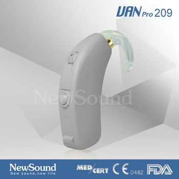 Powerful china hearing aids FDA approved BTE VAN PRO 209