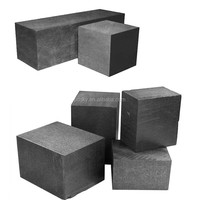 Supply high density molded pressing formed graphite used for casting/jewelry graphite mold