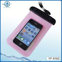 High quality armband waterproof case for woman/srock climbing case/skating case