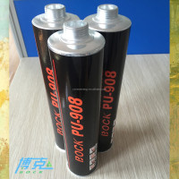 structural glazing polyurethane sealant for all car windscreen replacement factory direct sale