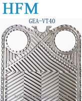 OEM plate heat exchanger brazed copper heat exchanger manufacturer