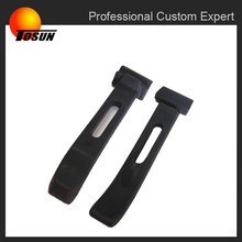 High-quality aging resistant rubber hood clamps/latches