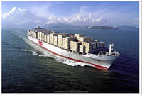 Sea freight to New Jersey USA