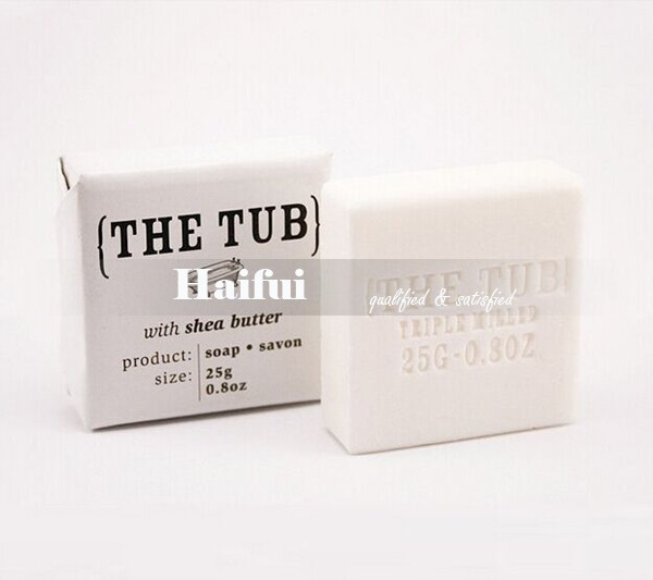 hotel mini bar soap