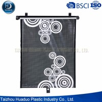 Logo Printed Cheap Price Metal Roll Up Window