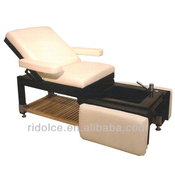 Lusso e multifunzionale elettrico di bellezza pedicure spa letto alta termine usato lettino da - Letto da massaggio ...