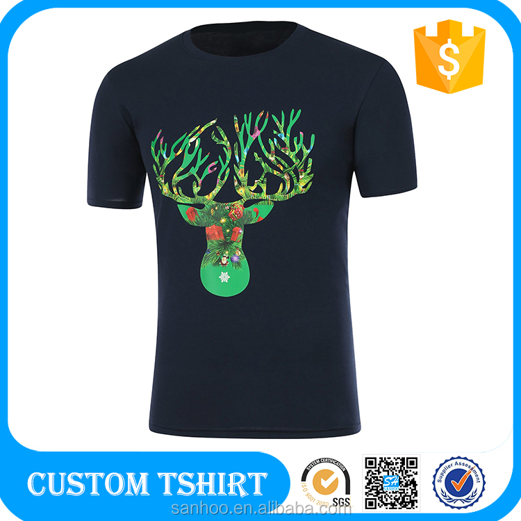Men Custom Tops Printing Short Tshirts Body Fit Tops Casual Clothing