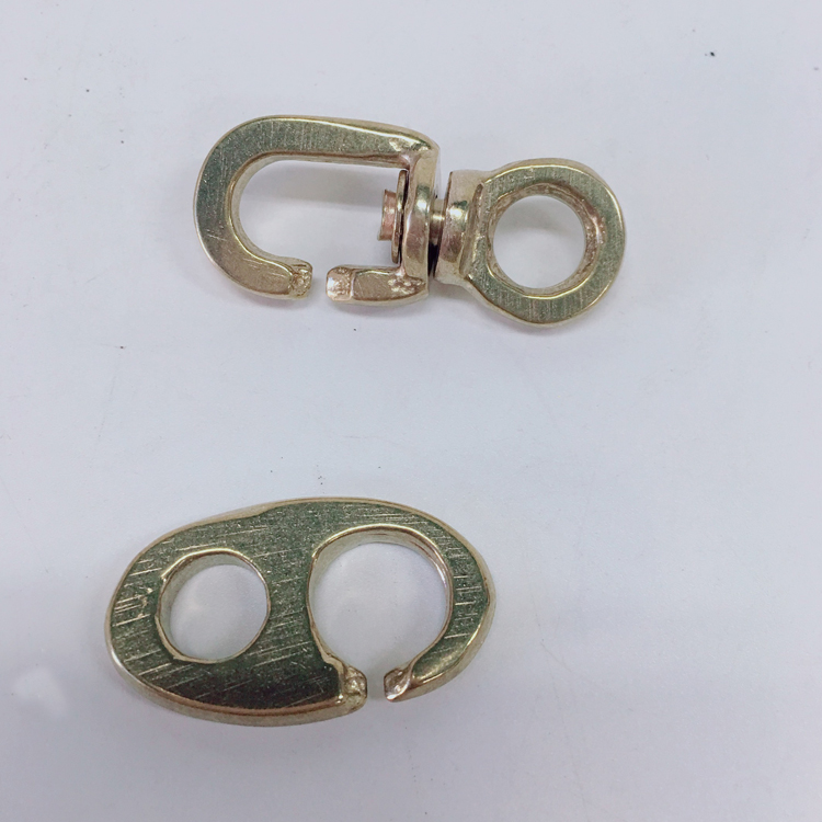 Marine Wholesale Complete Upper Lower Brass Flag Hook