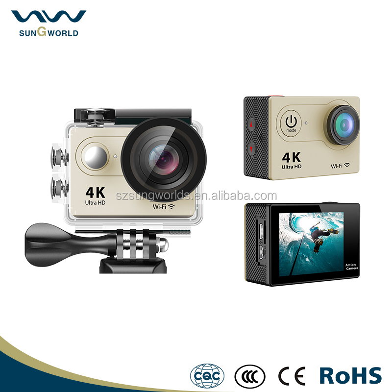 Top sale 4K WIFI Video Camera sport high speed 4k camera