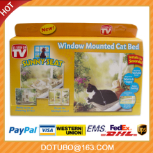 Seat Window Mounted Sunny Cat Resting Sunshine Suction Cat Bed Pet Save Space