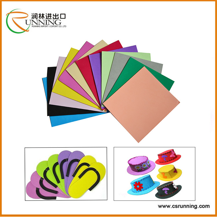 1mm Thickness EVA Foam Iran Single Sheet For Thin Petal
