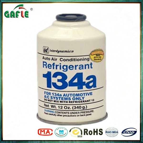 export high purity car refrigerant r134a 500g made in china