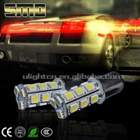 U-LIGHT led 18smd 5050 1156 brake light, 1156(BA15S/BAU15S)/P21W 1157(BAY15D/BA15D)/P21W