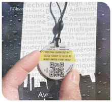 Fashion NFC pet Tags for tracking and care