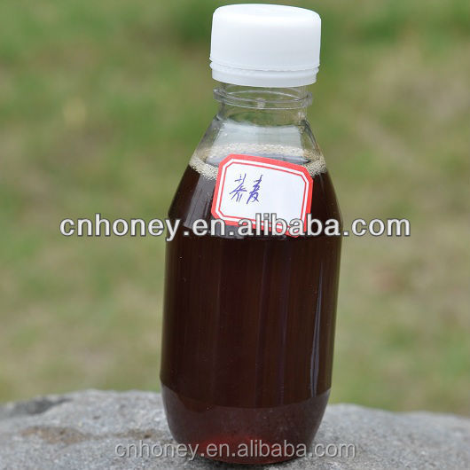 dark amber color honey