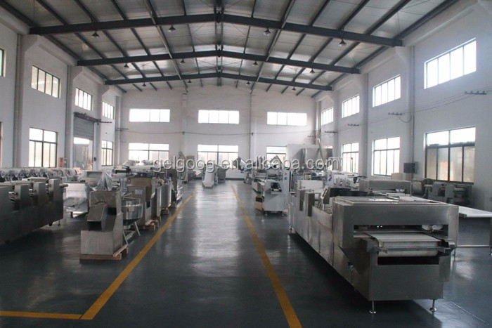 Hot Selling Automatic Peanut Candy Bar Production Line With High Quality