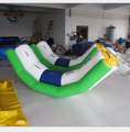 Water Park Inflatable Pool Toys Inflatable Seesaw