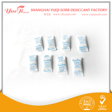 Welcoming 1g odor free clay desiccant with high quality