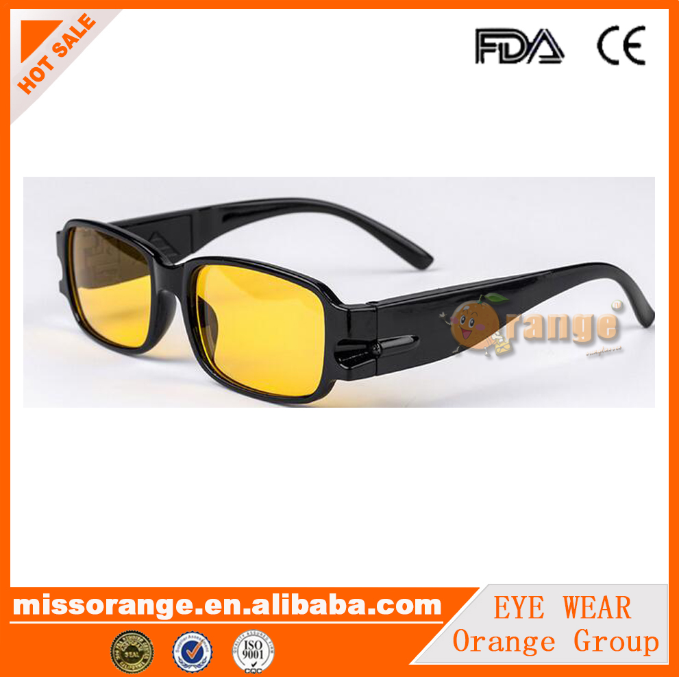 fashion reading glasses LED light reading glass gaming glass wholesale manufacturer in China