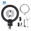 Beauty Nanguang makeup camera led ring light CN-R640 Dimmable selfie light ring eyelight LED circle ring light with CRI95