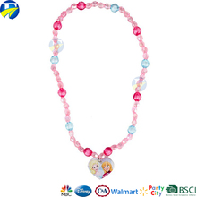 FJ brand fashion necklace jewelries newest design frozen anna elsa necklace