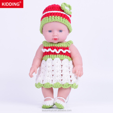 30cm handmade small sweater baby dolls clothes for reborn doll kids with 9 styles