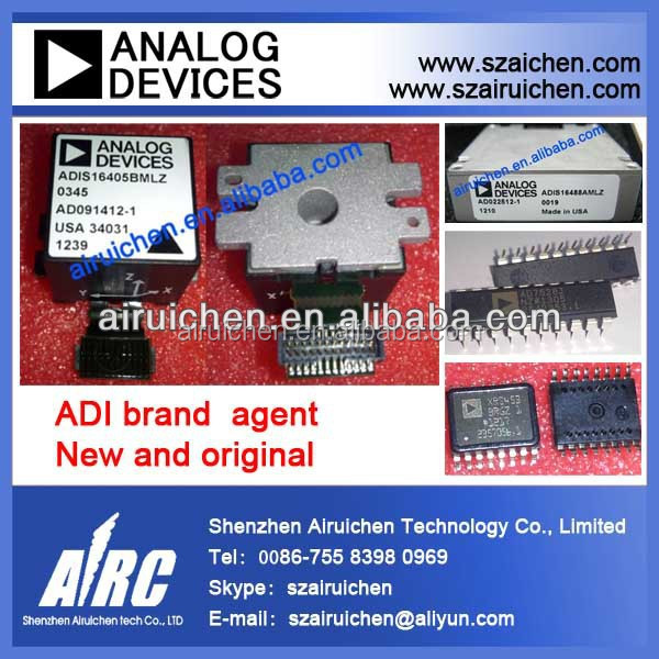 Analog Devices(LowPwrPgrmbl Impact Sens & Shock Recordr)ADIS16240ABCZ
