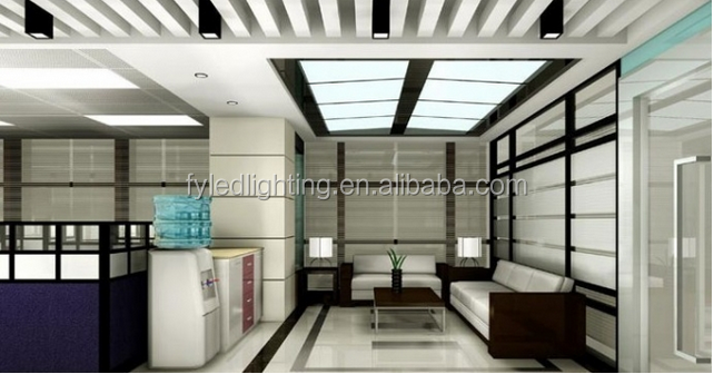 suspended ceiling 2x4 led panel light