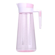 1000ml handiness water pitcher with fruit infuser