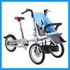 Two-Way Outdoor Baby Bike Seat Stroller