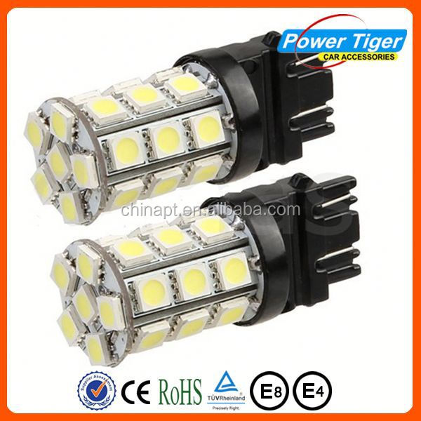 T20 3157 Brake Stop tuning Light 3157 3156 led reversing lamps led turn signal rear light