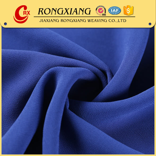 2016 Top Quality 10 years experience Beautiful chiffon stocklot fabric