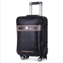 clear wholesale new design hot pink swivel wheels protective cover luggage