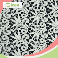 Cord lace T3310 100% cotton chemical lace fabric in Dubai for girls dress