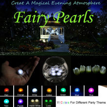 Decoration LED Submersible Lighting Warm White LED Fairy Lights